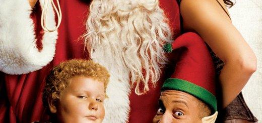 """Plakat von """"Bad Santa"""""""