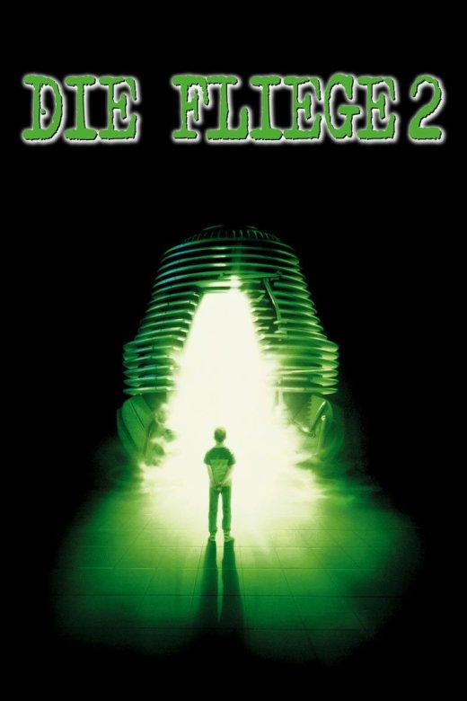"""Plakat von """"Die Fliege II - Die Geburt einer neuen Generation"""""""