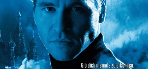 """Plakat von """"The Saint - Der Mann ohne Namen"""""""