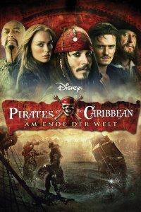 """Plakat von """"Pirates of the Caribbean - Am Ende der Welt"""""""