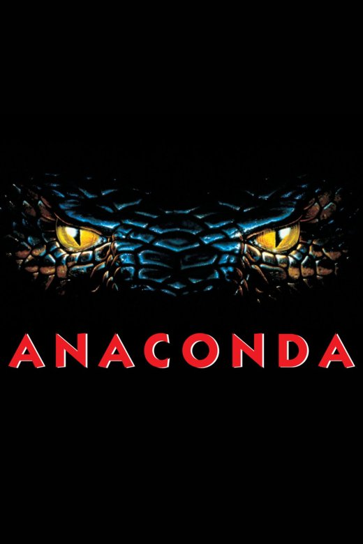 "Plakat von ""Anaconda"""