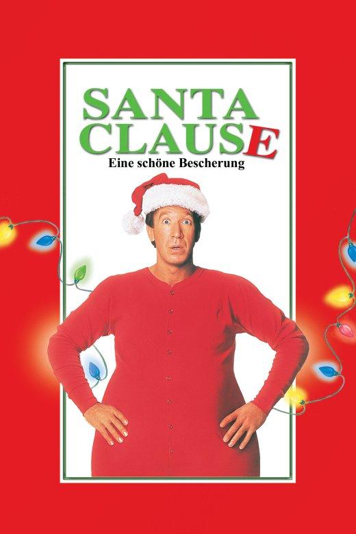 """Plakat von """"Santa Clause - Eine schöne Bescherung"""""""