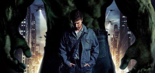 """Plakat von """"Der unglaubliche Hulk"""""""