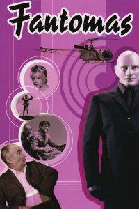 "Plakat von ""Fantomas"""