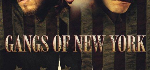 """Plakat von """"Gangs of New York"""""""