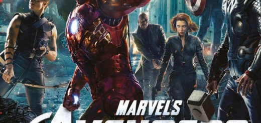 "Plakat von ""Marvel's The Avengers"""