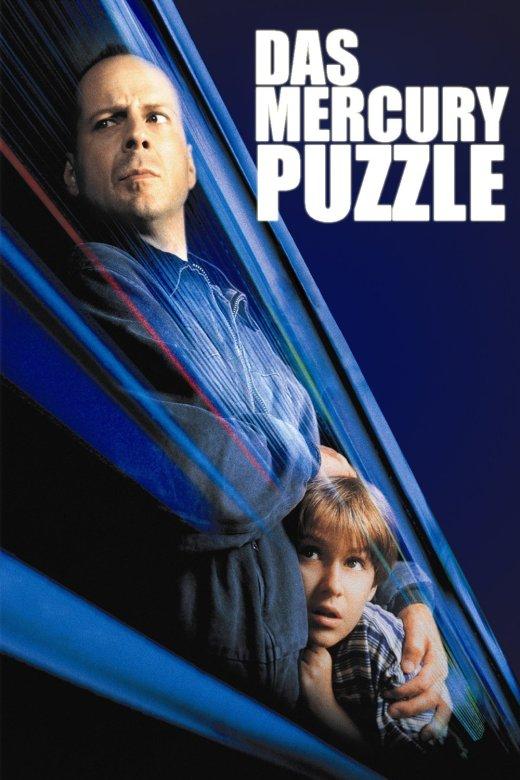"""Plakat von """"Das Mercury Puzzle"""""""