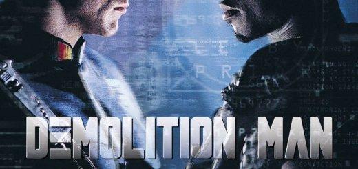 """Plakat von """"Demolition Man"""""""