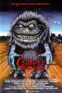 """Plakat von """"Critters - Sie sind da!"""""""