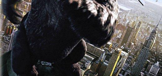"""Plakat von """"King Kong"""""""