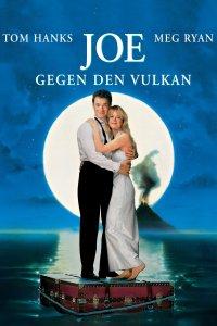 "Plakat von ""Joe gegen den Vulkan"""