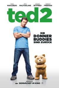 """Plakat von """"Ted 2"""""""
