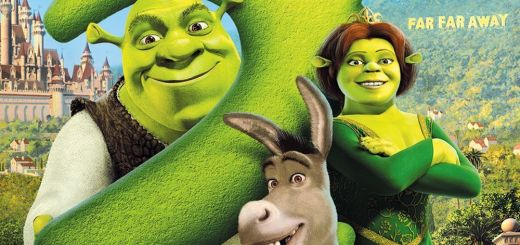 """Plakat von """"Shrek 2 - Der tollkühne Held kehrt zurück"""""""
