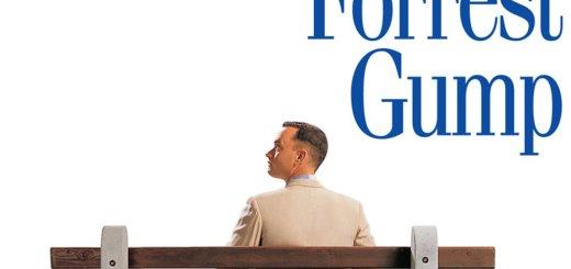 """Plakat von """"Forrest Gump"""""""