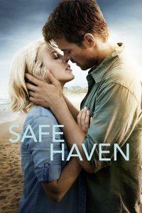 """Plakat von """"Safe Haven - Wie ein Licht in der Nacht"""""""