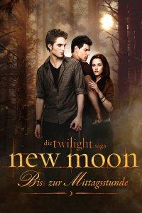 """Plakat von """"New Moon - Bis(s) zur Mittagsstunde"""""""