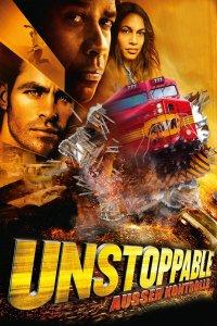 """Plakat von """"Unstoppable - Ausser Kontrolle"""""""