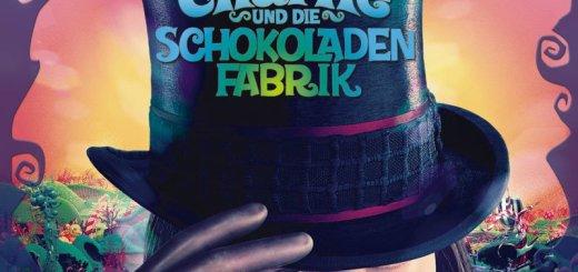 """Plakat von """"Charlie und die Schokoladenfabrik"""""""