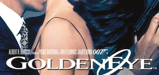 """Plakat von """"James Bond 007 - GoldenEye"""""""