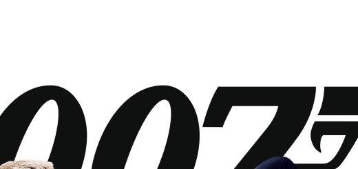 """Plakat von """"James Bond 007 - Skyfall"""""""