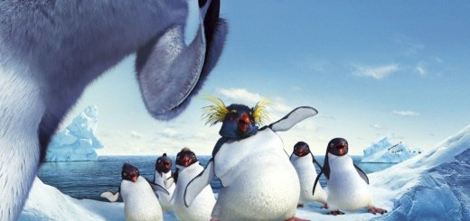 "Plakat von ""Happy Feet"""