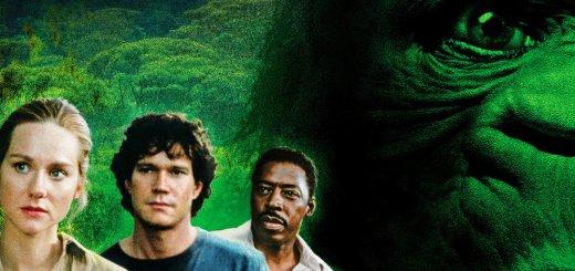 """Plakat von """"Congo"""""""