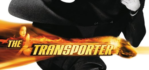 "Plakat von ""The Transporter"""