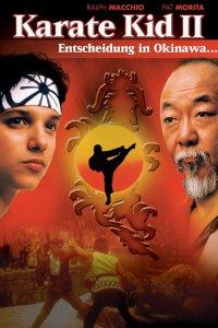 """Plakat von """"Karate Kid II - Entscheidung in Okinawa"""""""