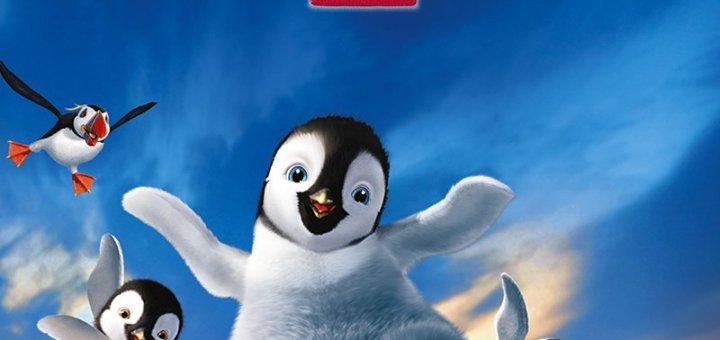 """Plakat von """"Happy Feet 2"""""""