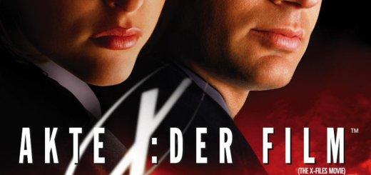 """Plakat von """"Akte X - Der Film"""""""