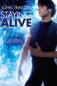 """Plakat von """"Staying Alive"""""""