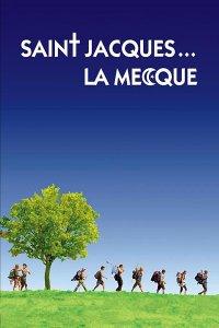 """Plakat von """"Saint Jacques ... Pilgern auf Französisch"""""""