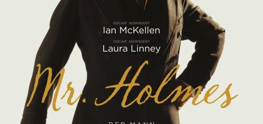"""Plakat von """"Mr. Holmes"""""""