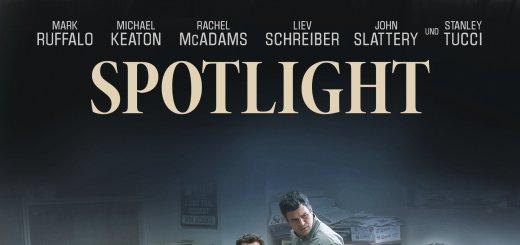 """Plakat von """"Spotlight"""""""