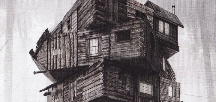 "Plakat von ""The Cabin in the Woods"""