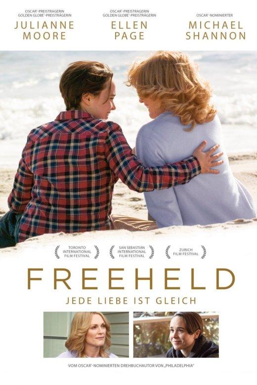 """Plakat von """"Freeheld - Jede Liebe ist gleich"""""""