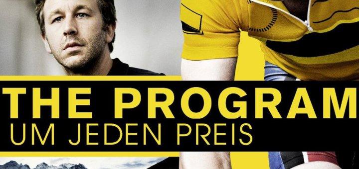 """Plakat von """"The Program"""""""