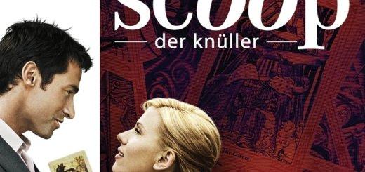 """Plakat von """"Scoop - Der Knüller"""""""