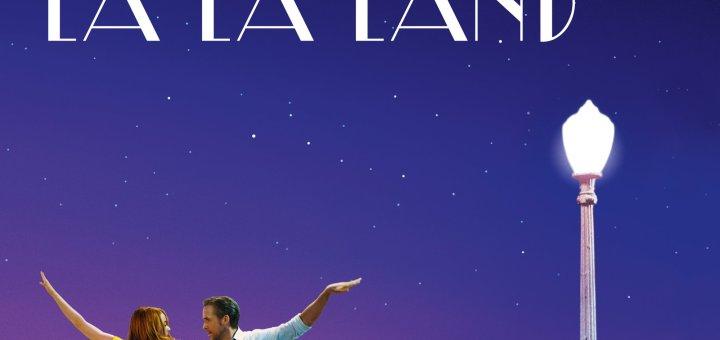 """Plakat von """"La La Land"""""""