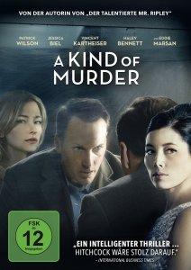 """Plakat von """"A Kind of Murder"""""""