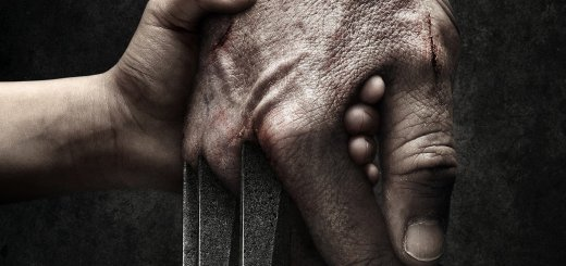 "Plakat von ""Logan - The Wolverine"""