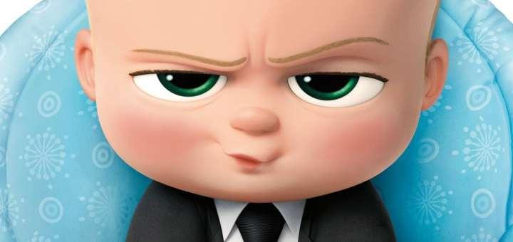 "Plakat von ""The Boss Baby"""