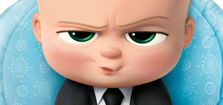 "Plakat von ""The Boss Baby"""