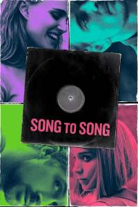 "Plakat von ""Song to Song"""