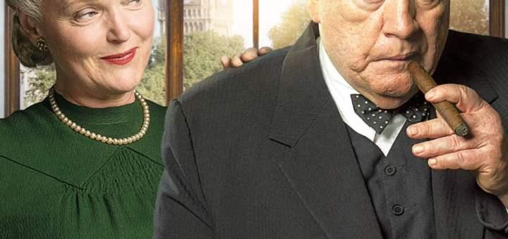 "Plakat von ""Churchill"""