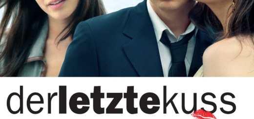 """Plakat von """"Der letzte Kuss"""""""