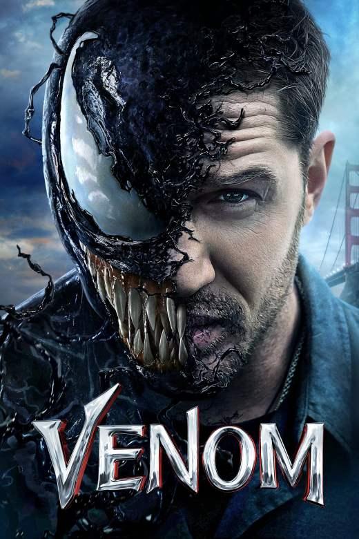 """Plakat von """"Venom"""""""