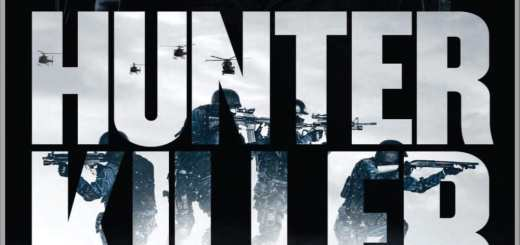 "Plakat von ""Hunter Killer"""