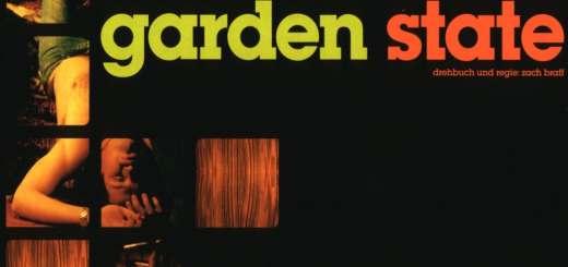 """Plakat von """"Garden State"""""""