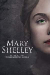 "Plakat von ""Mary Shelley"""